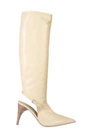 HIGH SLING BACK BOOTS