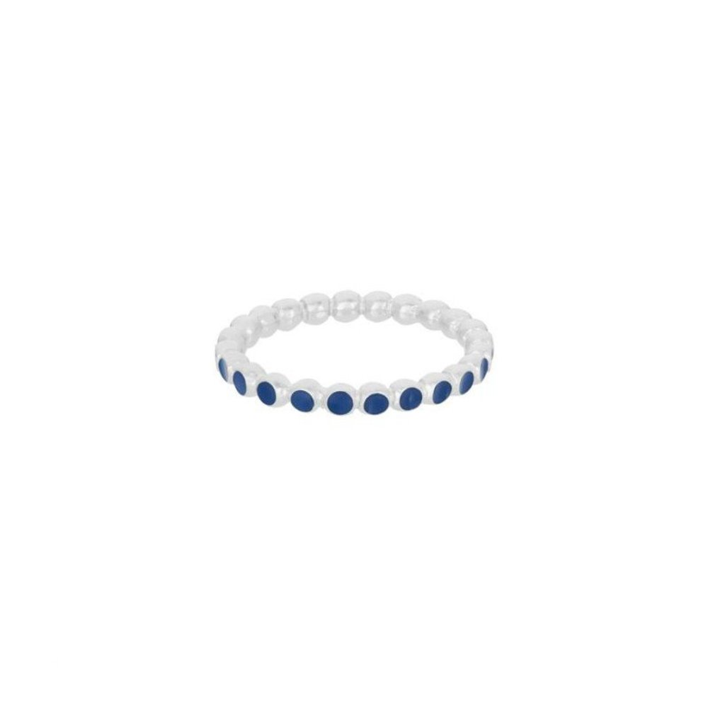 Ring, Pixel Blue