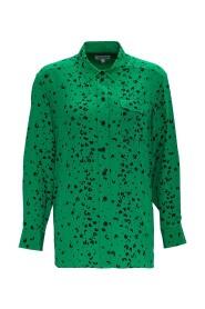 Shirt with Animalier Print