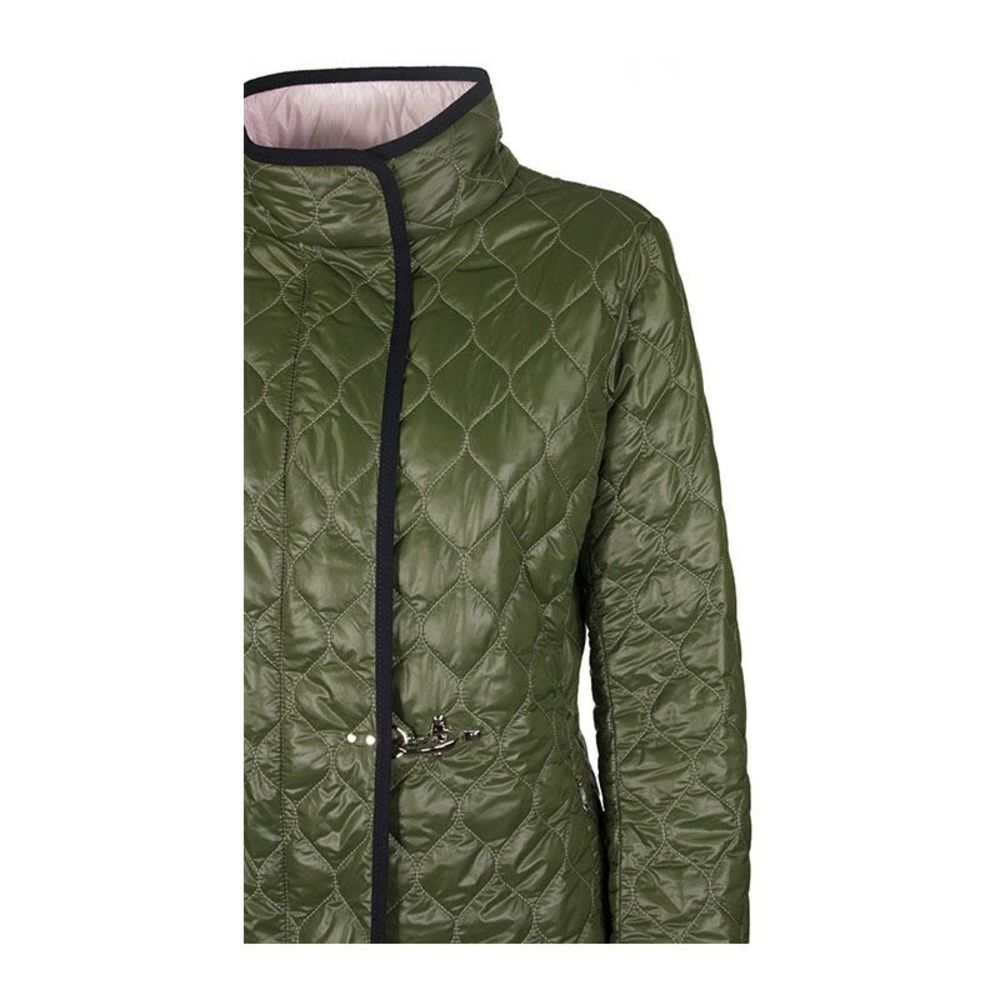 Fay GREEN BOTTLE QUILTED JACKET Fay