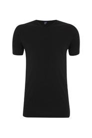 Alan Red T-shirt VERMOUNT, V-hals, Zwart, Small