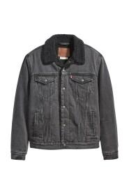 Sherpa jakke