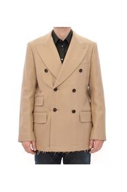 Double Breasted Coat Jacket