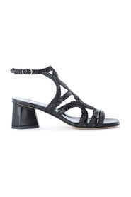 Bayona sandal in woven leather