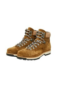 Slh August Suede Hiking Boots