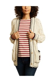 MLB College thick knit cardigan