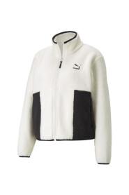 CLSX Sherpa Track Jacket