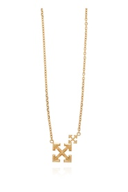 Double narrow necklace