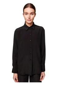 Giselle silk shirt