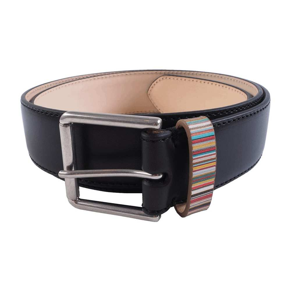 Brown Men Belt Multi Keep