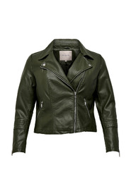 LEATHER BIKER ESS