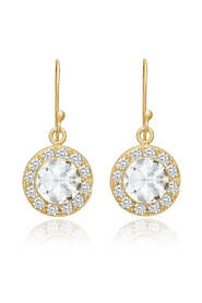 Daisy earrings 5273
