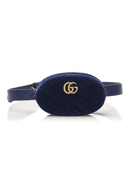 GG Marmont Velvet Belt Bag
