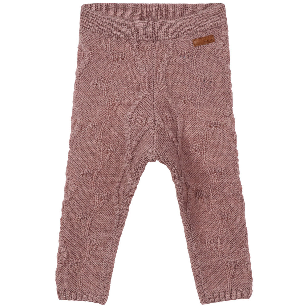 Trousers knitted wool