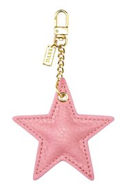 LEATHER STAR CHARM