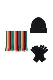 Hat, scarf & gloves set