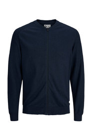 Knitted Cardigan Zip