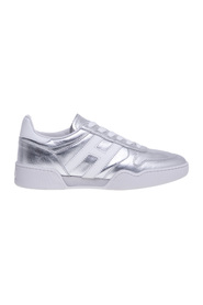 H357 sneaker in laminated leather