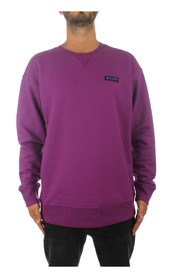 Columbia 1911813 Sweatshirts Man Plum, Black