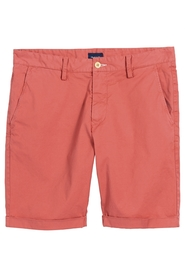 Rød Gant Sunbleached Shorts