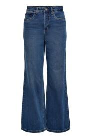 Bianca Wide Leg Jeans Bukse