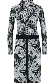 Studio Anneloes Jane flower dress Offwhite/jungle
