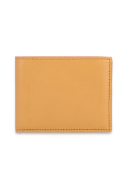 Folding wallet with logo