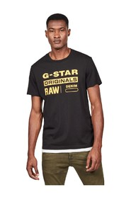 G-STAR D14143 336 GRAPHIC 8 T SHIRT AND TANK Men BLACK