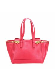 Pre-owned Verve Leather Tote Bag
