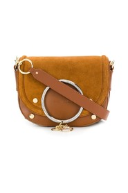 See by chloe - suede flap mara bag uni