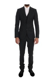 Wool Two Button Slim Fit Suit