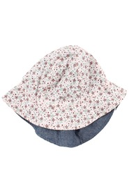 Nordic Label - Nordic Reversible Hat SPF 50 - Pale Dogwood Flower