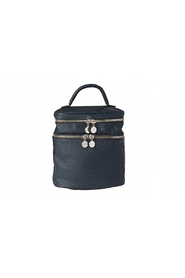 Lulu`s BEAUTY BAG SNAKE navy STRUKTUR