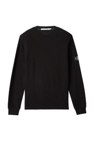 Monogram long-sleeved T-shirt