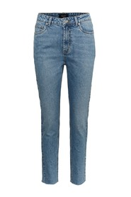 Brenda Hr Straight Jeans