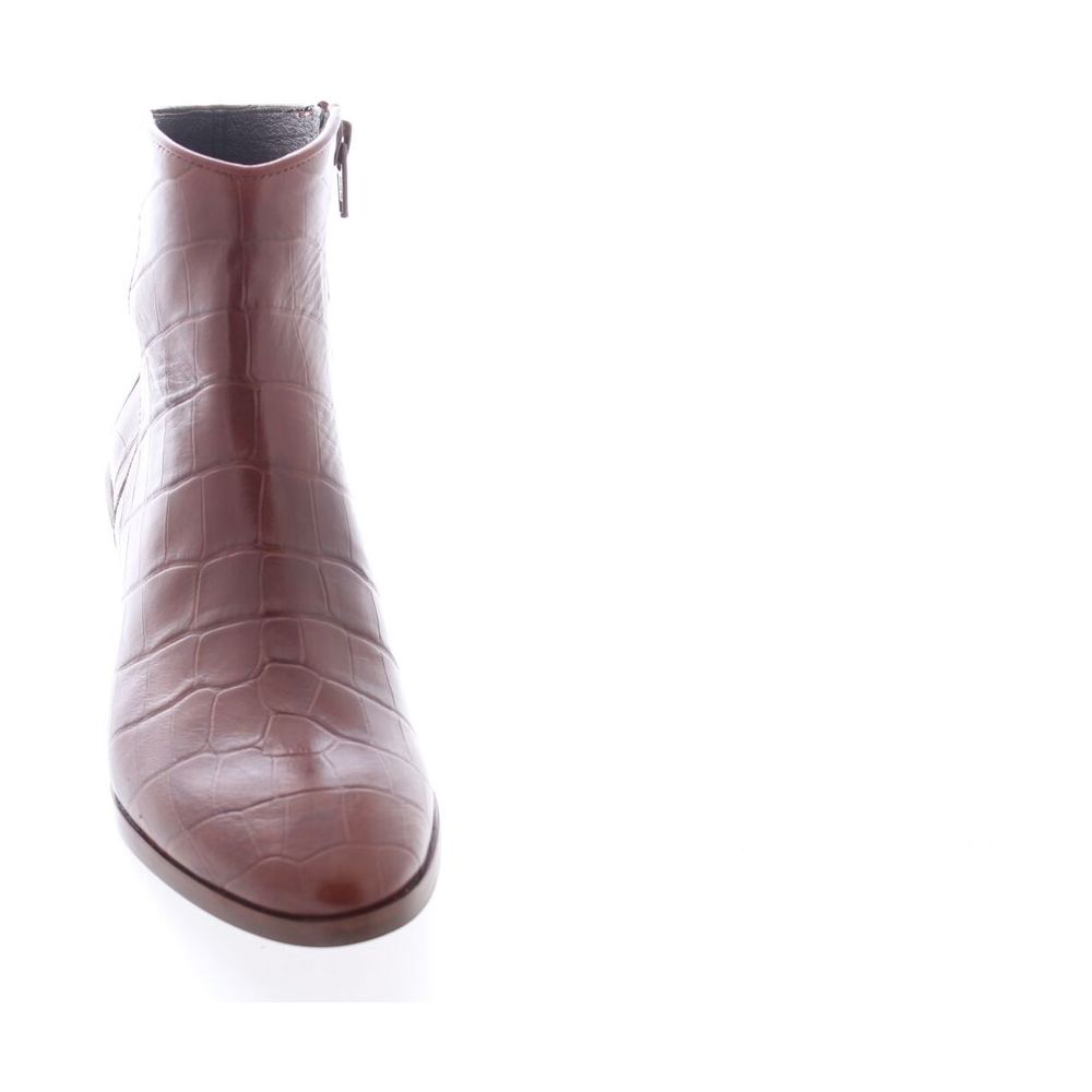 JHAY Brown Ankle boots JHAY