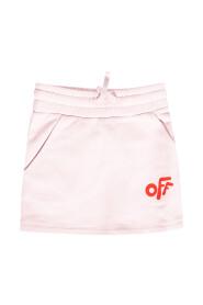Off Mini Skirt