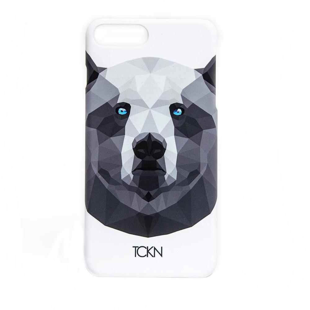 Phone case geometric bear - iPhone 7 / 8 plus
