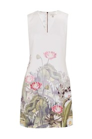 Ted Baker - Staycy - Kleed wonderland print