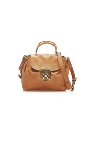 Elsie Satchel Leather Calf
