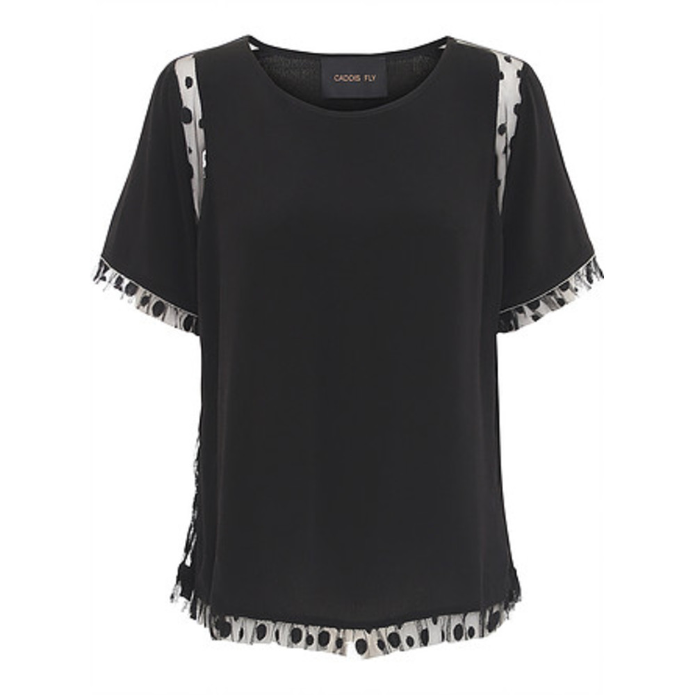 Dome Ss Blouse