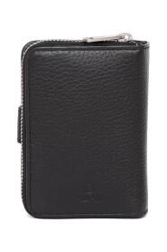 Aisa Black Cormorano Wallet