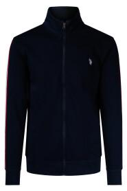 Zip Through Sweatshirt