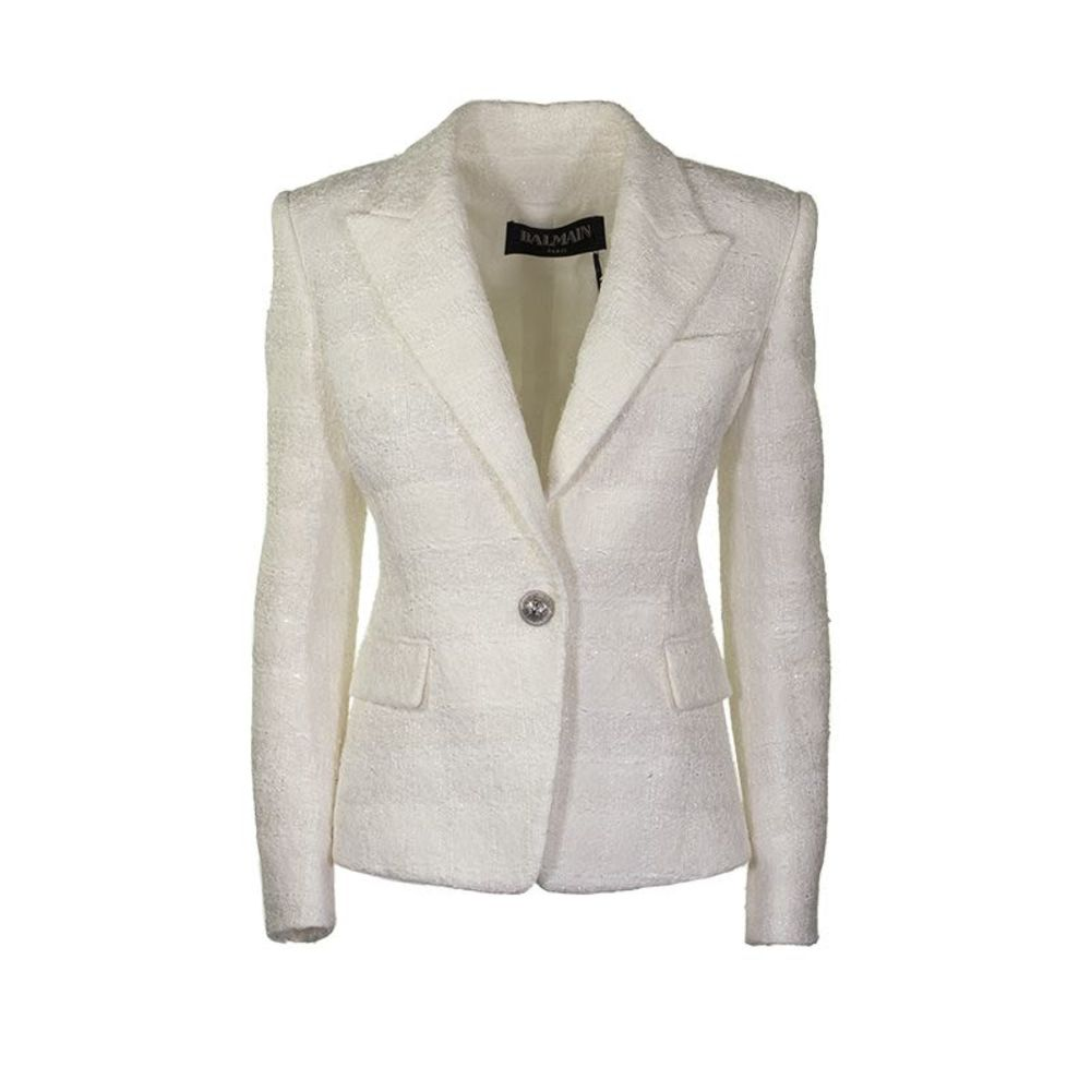 JACKET WITH BUTTONS BLAZER