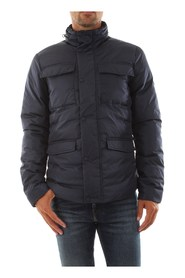 SAVE THE DUCK D3824M MEGA9 JACKET AND JACKETS Men blue