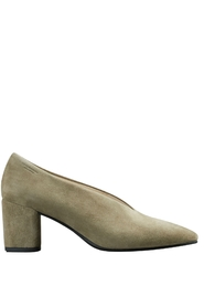 Vagabond Kvinde Pumps Tracy Light Olive