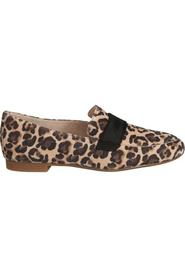Loafers leopard
