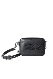 Signature camera bag cross body