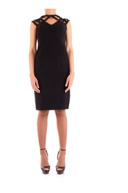 FABIANA FERRI 30109 DRESS Women BLACK