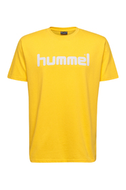 HMLGO COTTON LOGO T-SHIRT S/S